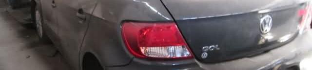Volkswagen Gol G5 1.6 año 2011