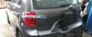 Volkswagen Crossfox 1.6 año 2013
