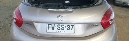 Peugeot 208 1.2 Active año 2013