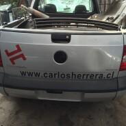 Volkswagen Saveiro 1.6 año 2014