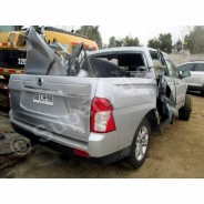 Ssang yong Actyon new 2.0 turbo 4×4