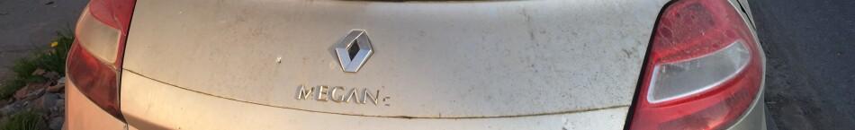 Renault Megane II 1.6 16v año 2007