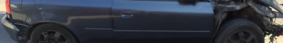 Audi A3 1.8 turbo año 2003