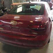 Volkswagen Bora 2.0 Tdi año 2017