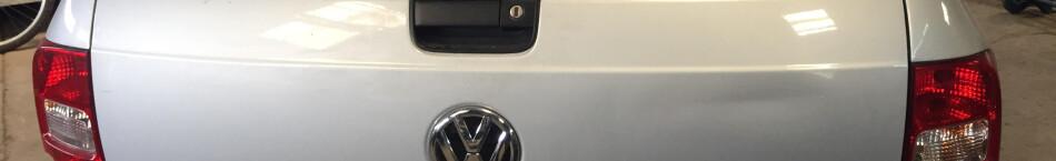 Volkswagen Saveiro 1.6 año 2016
