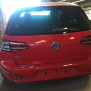 Volkswagen Golf Gti 2.0 turbo año 2016