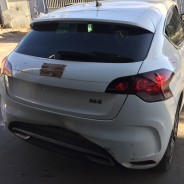 Citroen Ds4 1.6 Hdi año 2016