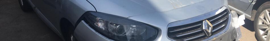 Renault fluence 2.0 año 2014 mecánico