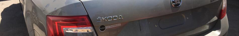 Skoda Octavia 1.4 turbo Tsi año 2014, caja sexta