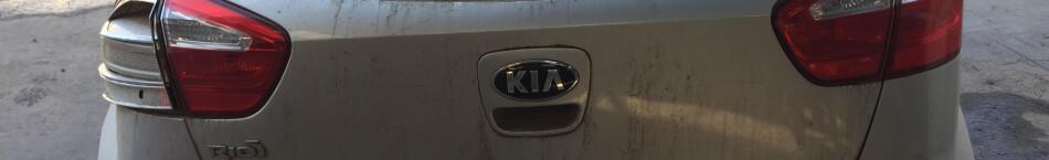 Kia Rio 1.4 automatico año 2014