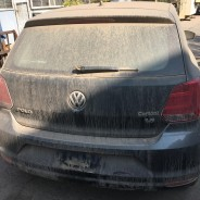 Volkswagen Polo 1.6 año 2017